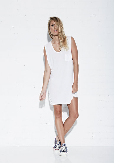 THE MUSCLE SHORT DRESS
