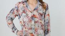 Camisas femininas: Versáteis e elegantes.