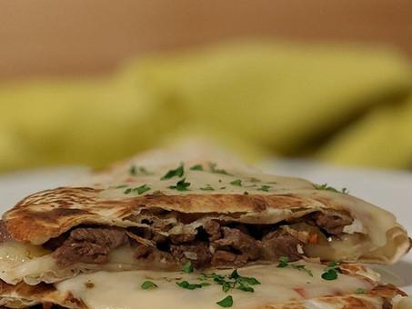 Steak Quesadilla Rozie
