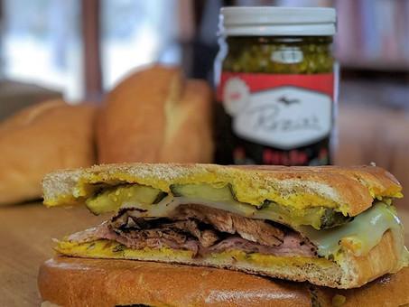 Grilled Cuban ala Rozie
