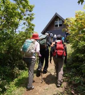 「米山の峠(野田)ルートを歩いてみよう」開催のお知らせ