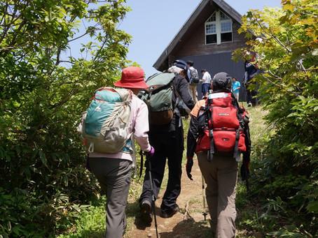 米山山開き登山参加者募集について