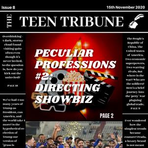 ISSUE 8 | 15th November 2020