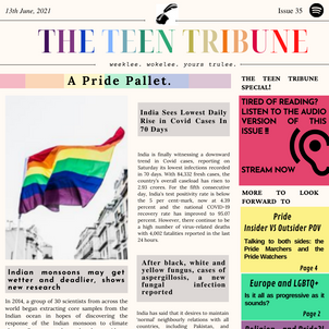ISSUE 35 | 13th June 2021