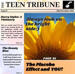 ISSUE 9 | 22nd November 2020