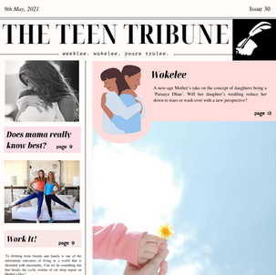 ISSUE 30 | 9th May 2021