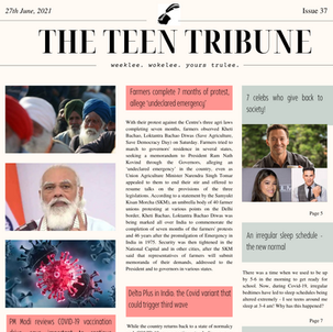 ISSUE 37 | 27th June, 2021