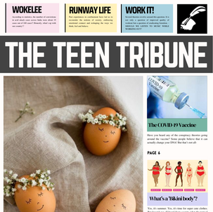ISSUE 25 | 4th April 2021