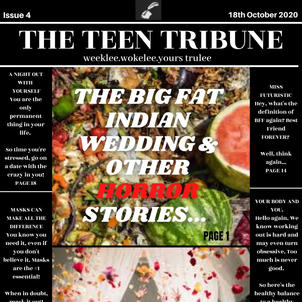 ISSUE 4   18th October 2020