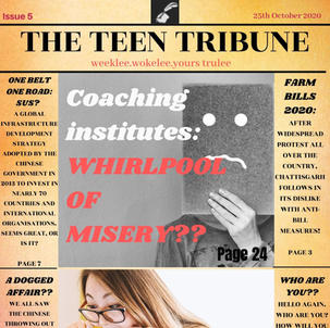 ISSUE 5   25th October 2020