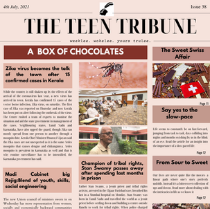 ISSUE 39 | 11th July 2021