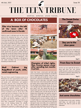 ISSUE 39   11th July 2021