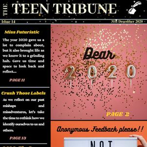 ISSUE 14 | 31st December 2020