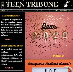 ISSUE 14   31st December 2020