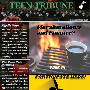 ISSUE 13   24th December 2020
