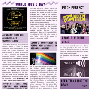 ISSUE 36 | 20th June 2021