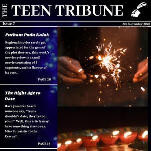 ISSUE 7   8th November 2020g