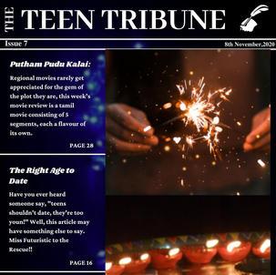 ISSUE 7 | 8th November 2020g