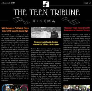ISSUE 42 | 1 August 2021