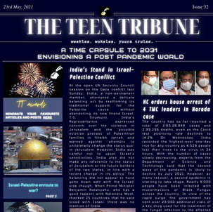 ISSUE 32   23rd May 2021