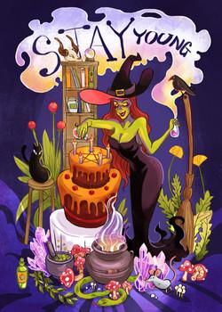 witch copy