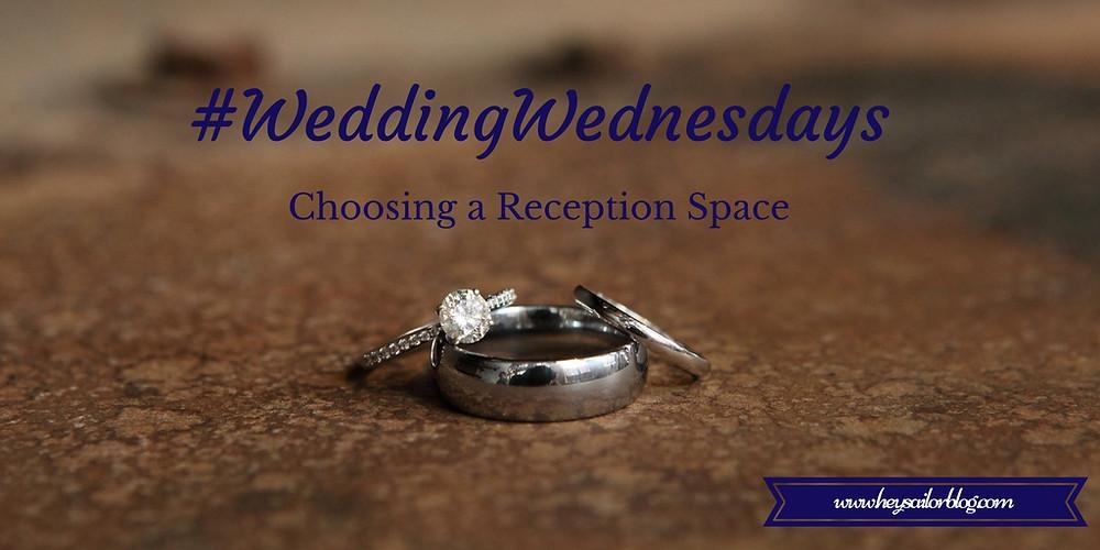 #weddingwednesdays reception space