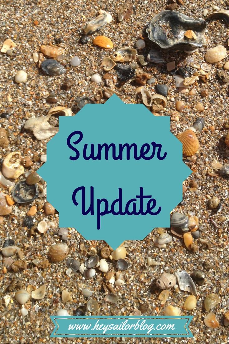 summer update hey sailor blog navy wife