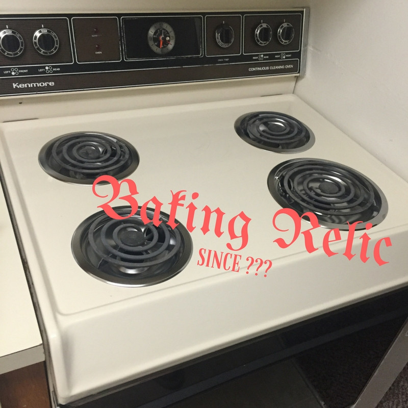 baking relic apartment oven