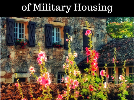 Why I Chose to Live Outside of Military Housing