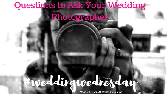 camera photographer wedding wednesday