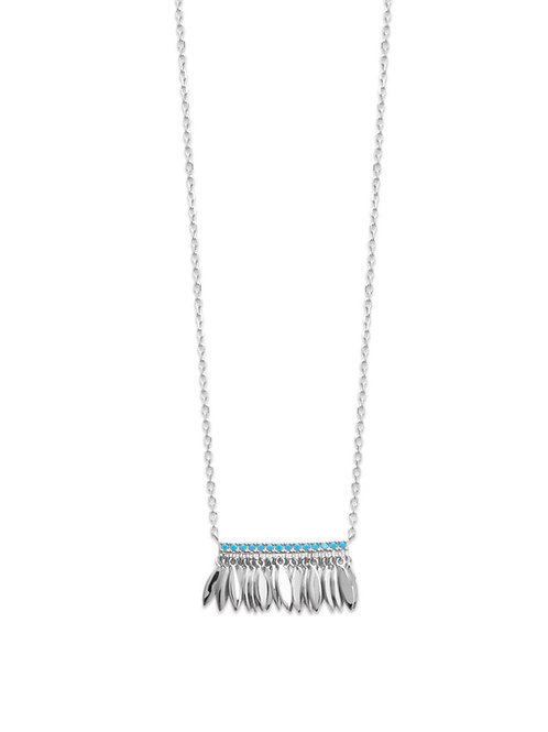 Collier Robby turquoise