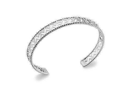 Bracelet rigide Zap