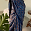 Thumbnail: AJRAKH onmodal silk from Gujarat