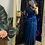 Thumbnail: Handloom cotton saree konark motif