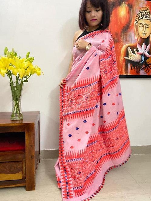 Assam Handloom saree