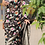 Thumbnail: Handloom Meenakari woven Banarasi chiffon saree