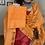 Thumbnail: Chanderi 3pc suit