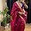 Thumbnail: Handloom banarasi katan silk saree