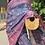 Thumbnail: Handwoven single ikkat patola saree-cotton