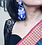 Thumbnail: Handcrafted statement earing