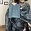 Thumbnail: Chanderi 3pc suit piece