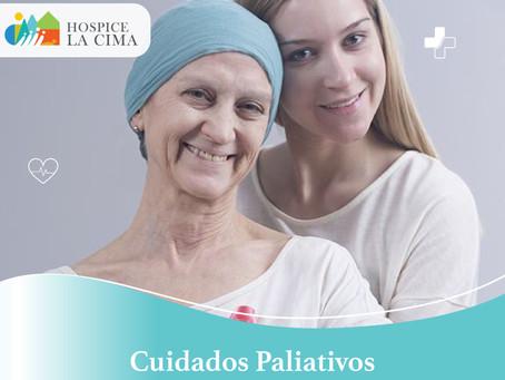 Bienvenidos a Hospice La Cima