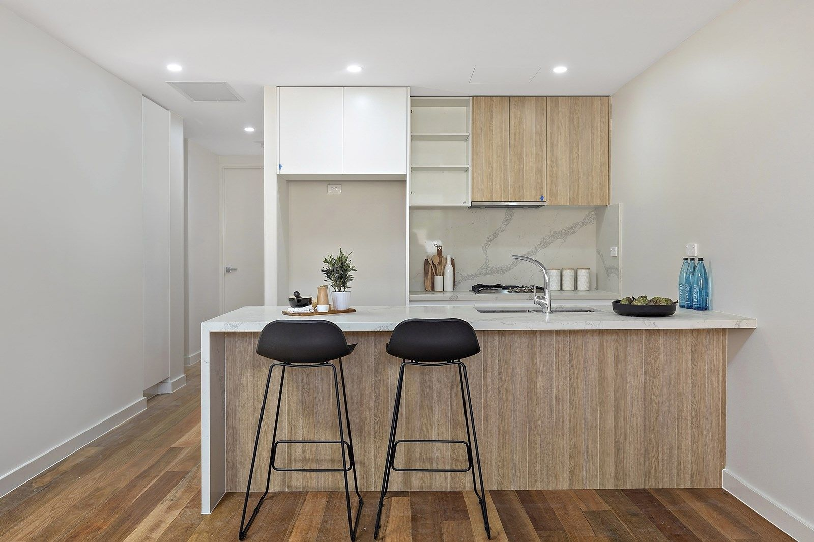 Kitchen Joinery at a Five Dock Project