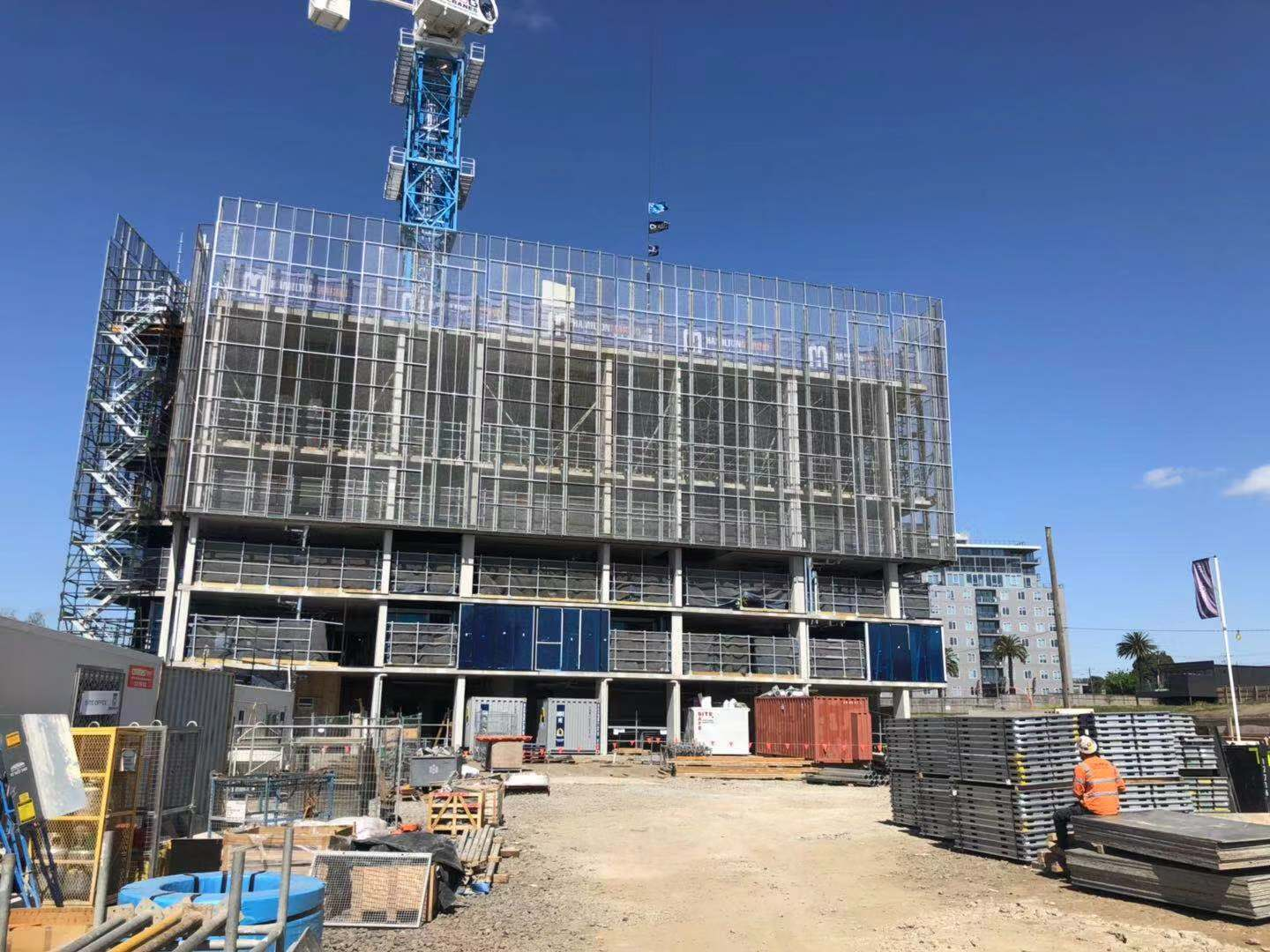 Supplying Glazing at a Doncaster Project