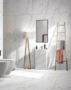 Long elegant bathroom tiles