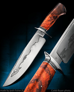 san mai camp knife