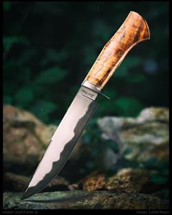 oak camp knife