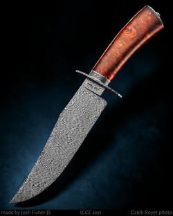 MS test knife - Josh Fisher