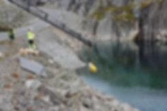 HydropowerTunnel Inspection ROV