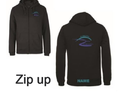 Childs Hoodie - Zip Up OR Pullover